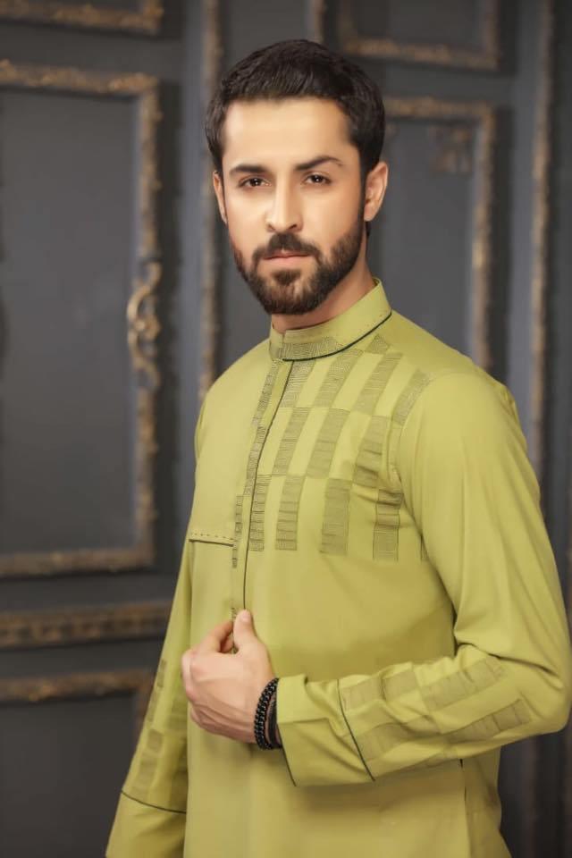 Stylish New Men's Wear Kurta Shalwar For Yr 2019 Styles Online Available