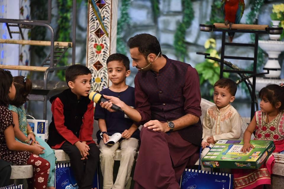 Awesome Family Photos of Waseem Badami
