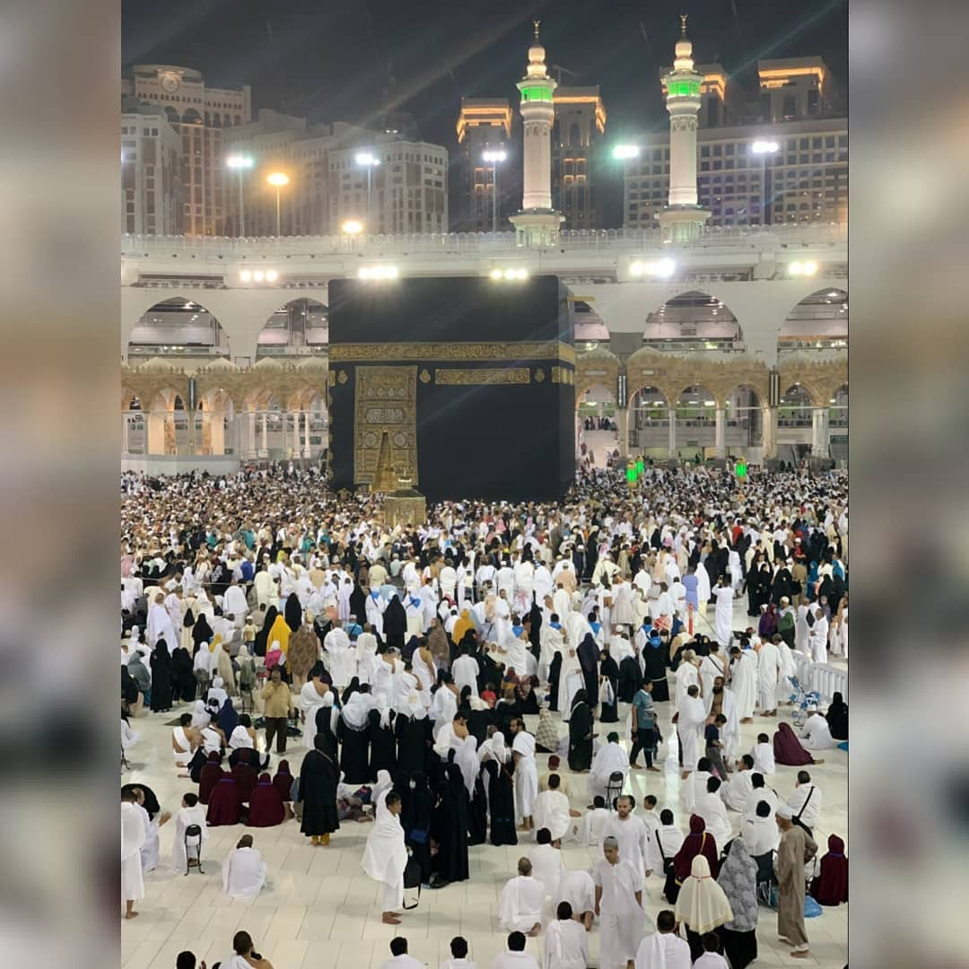 Amir Liaquat Performed Umrah with his Wife Tuba