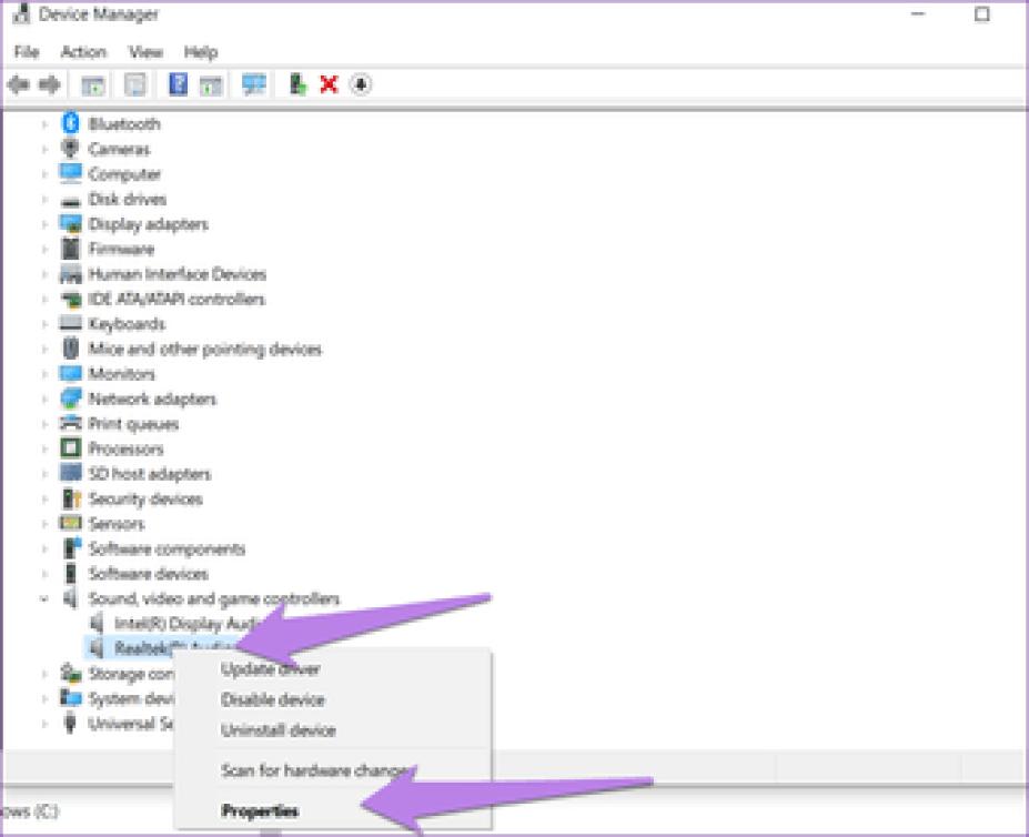 Fix Sound Problem After Update Windows 4A