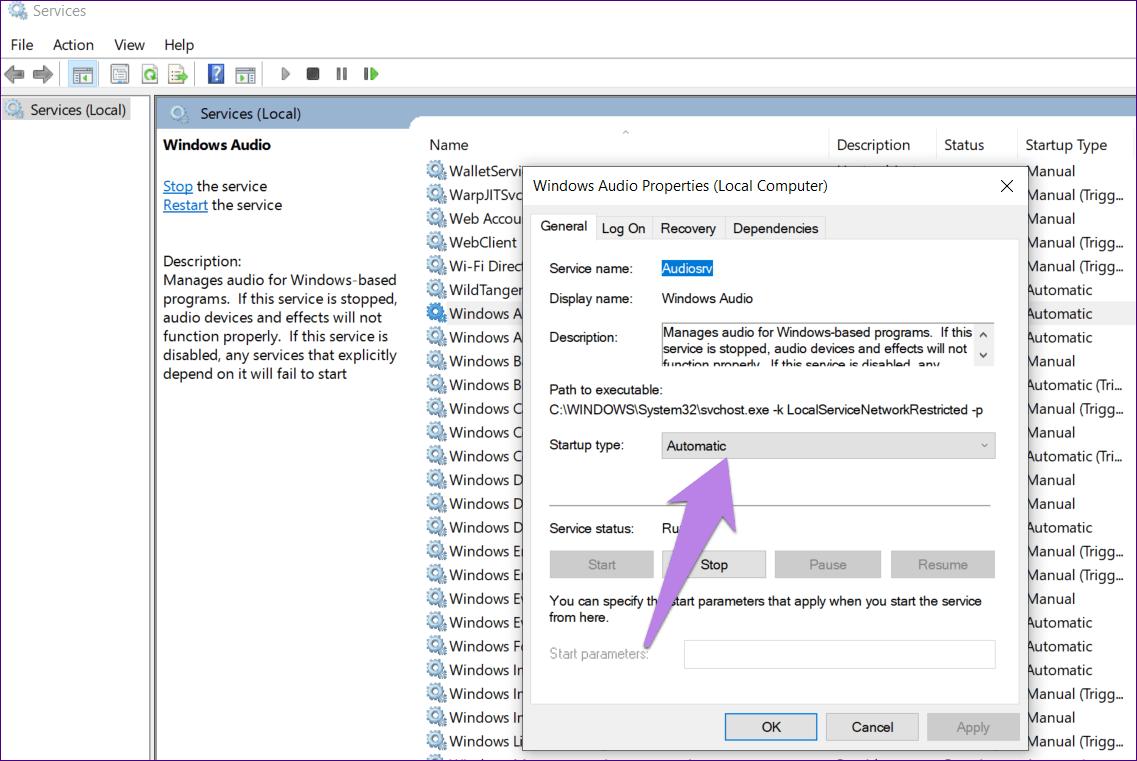 Fix Sound Problem After Update Windows 15