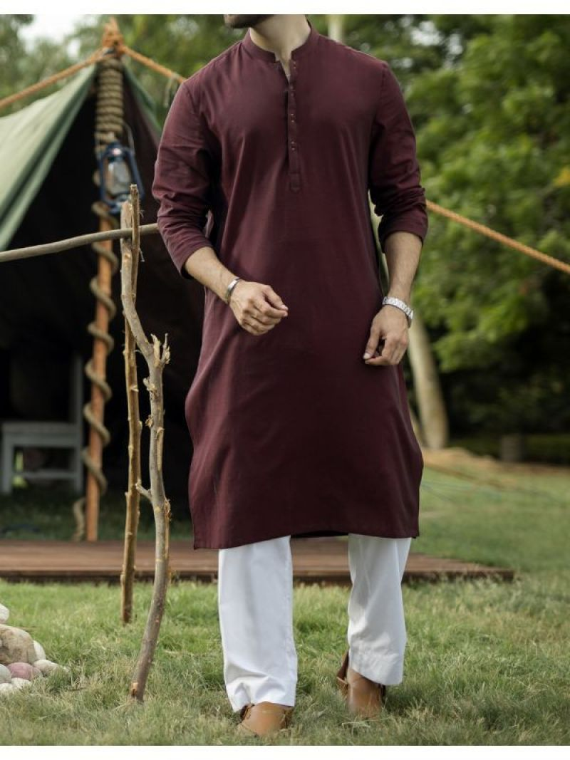 Stylish Junaid Jamshed Men's Kurta Collection Styles For Yr 2019-20 with Price