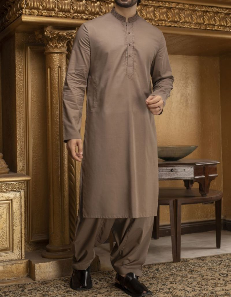 Stylish Menswear Shalwar Kameez & Kurta Styles – Pakistani Top Six Brands Collection For Yr 2019