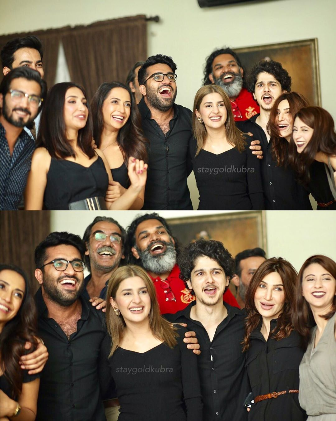 Awesome Photos and Videos of Kubra Khan Birthday Party