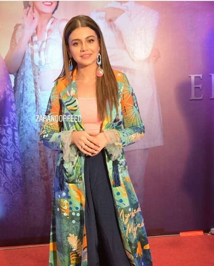 """Celebrities at the Trailer Launch of Upcoming Movie """"Parey Hut Love"""""""