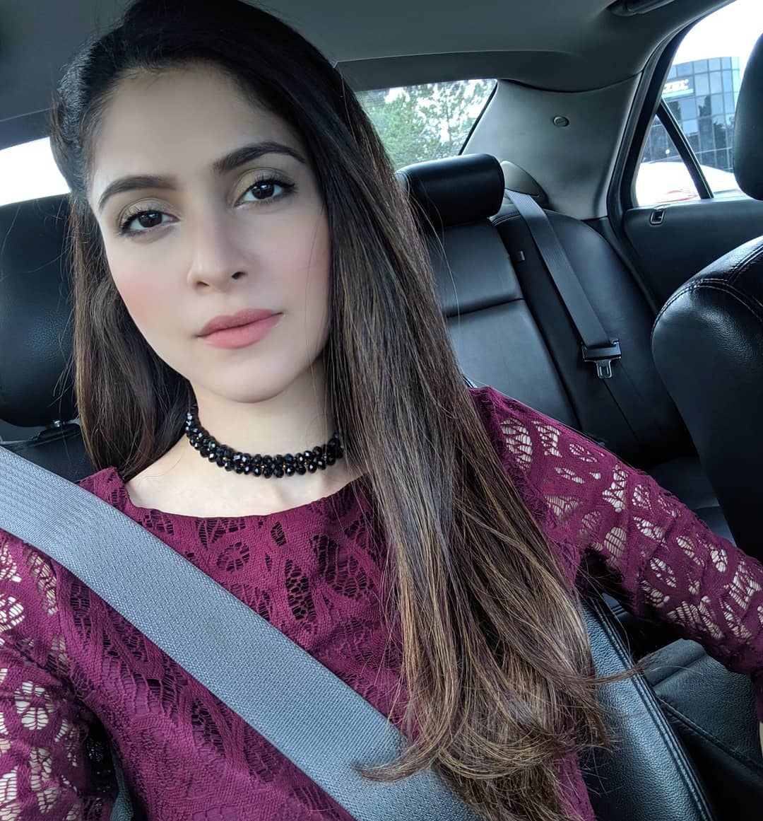 New Awesome Photos of Arij Fatyma with her Husband
