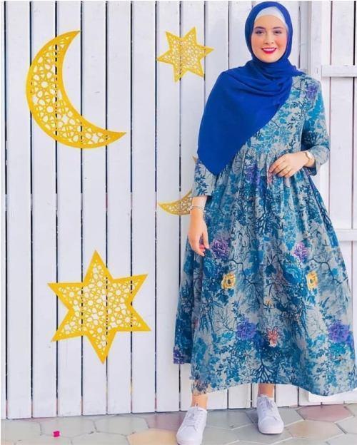 Stylish Casual Hijab Wear Styles for Trendy Women For Yr 2019-2020