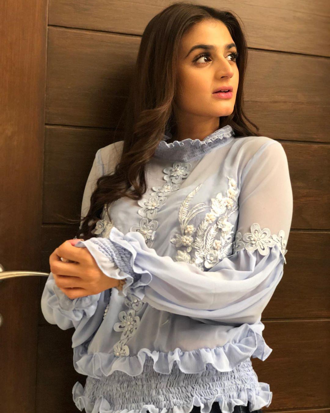 Beautiful Actress Hira Mani Recent Photos