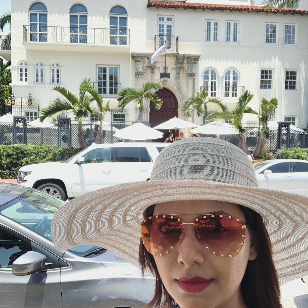 Beautiful Model Sunita Marshal Spotted Enjoying Vacations in USA 🇺🇸