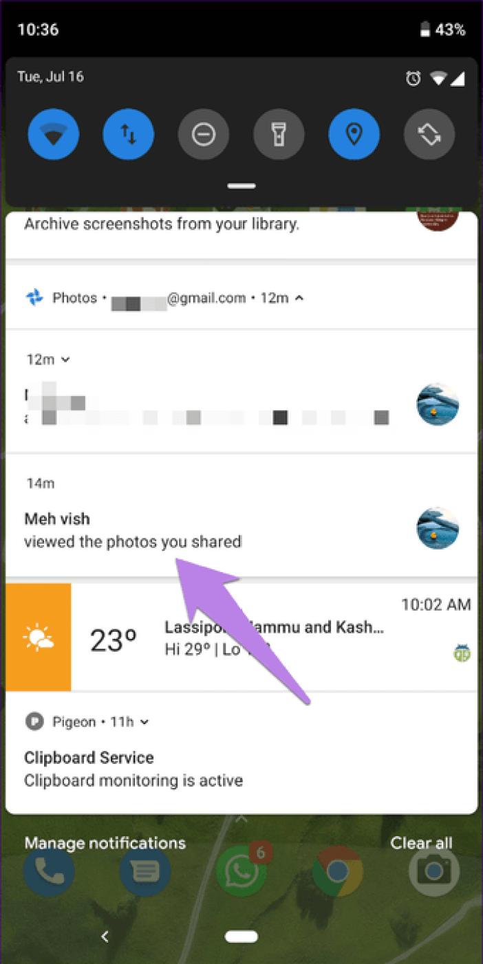 Google Photos Link Sharing Permission 3