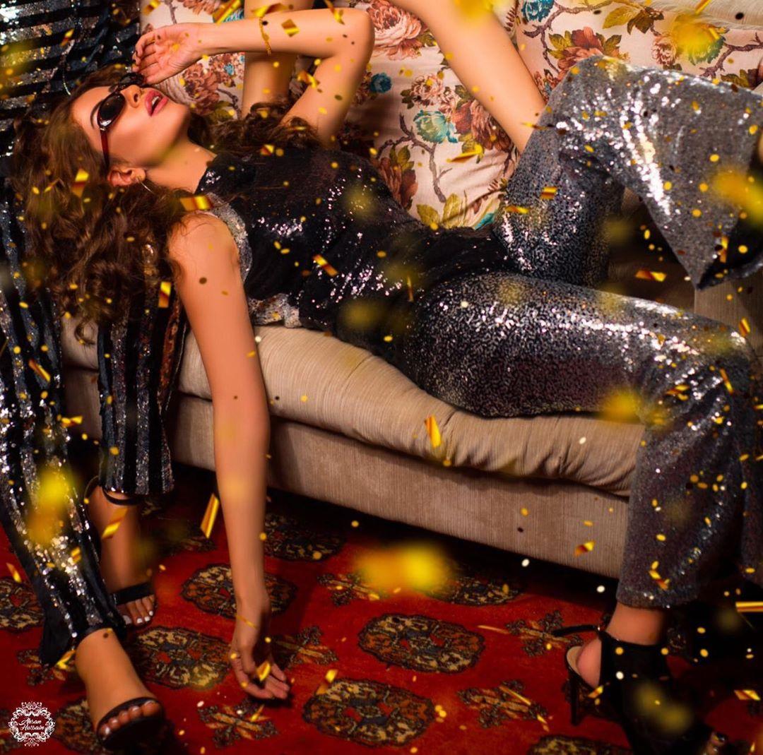 Sadia Faisal in Stunning Style in Recent Photoshoot