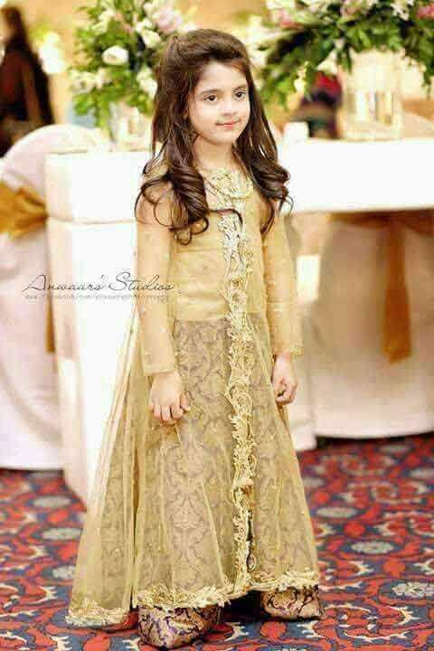 Stylish Frocks for Baby GIRLS For 2019
