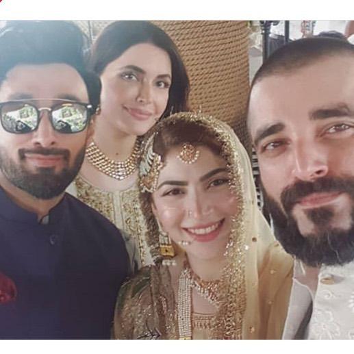 Awesome Clicks of Dr Fazeela Abbasi Sister of Hamza Ali Abbasi