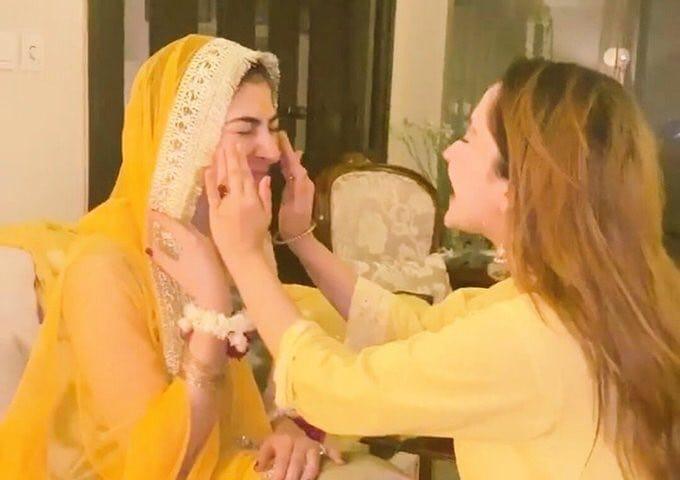 Actress Naimal Khawar Khan Mayun Clicks
