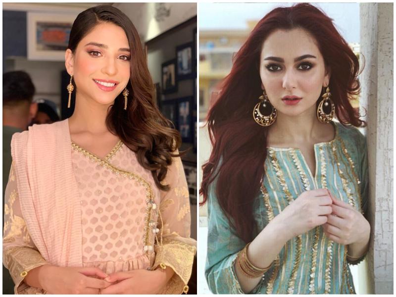 Hania Aamir & Ramsha Khan to star in 'Cheekh' director Badar Mehmood's Next Venture