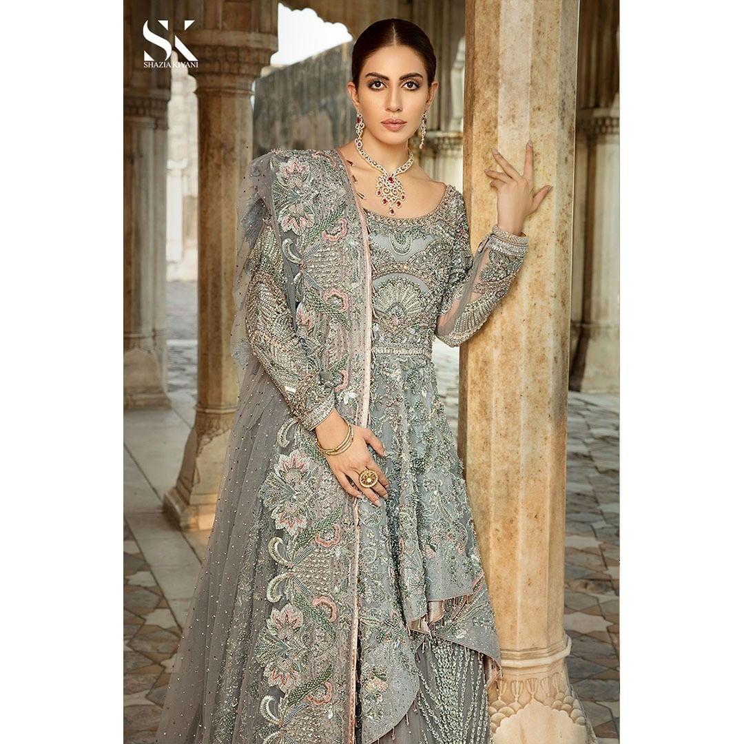 Bridal PhotoShoot of Beautiful Sadia Faisal