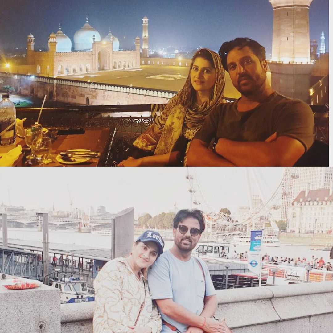 Awesome Couple Sahiba and Rambo New Pictures