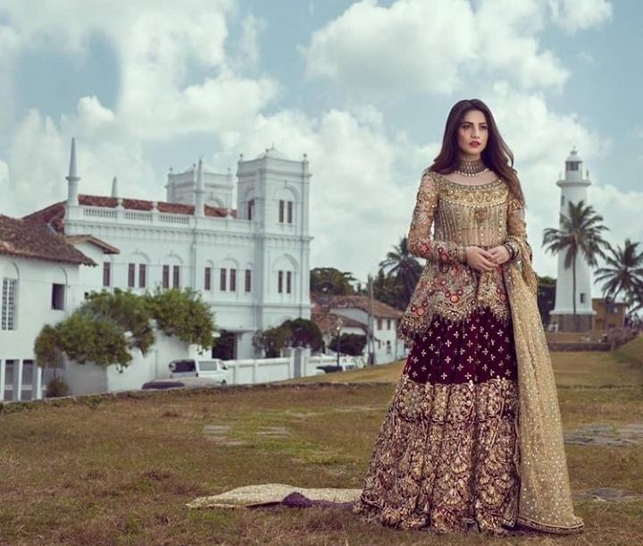 Latest Photoshoot of Beautiful Actress Neelum Muneer