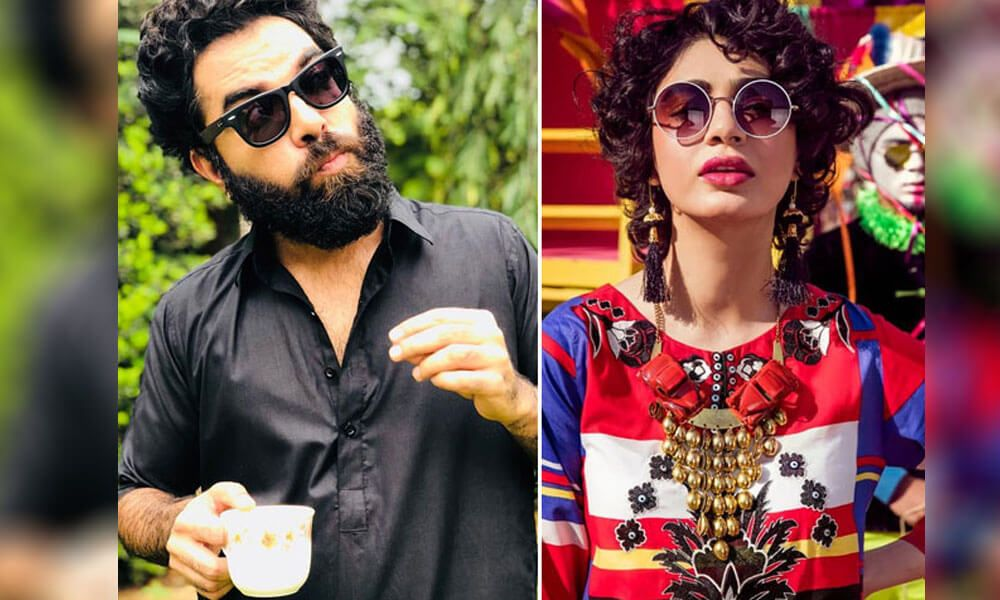 Here is Public Response on A Girl Criticising Yasir Hussain For Wearing Shorts With Hairy Legs