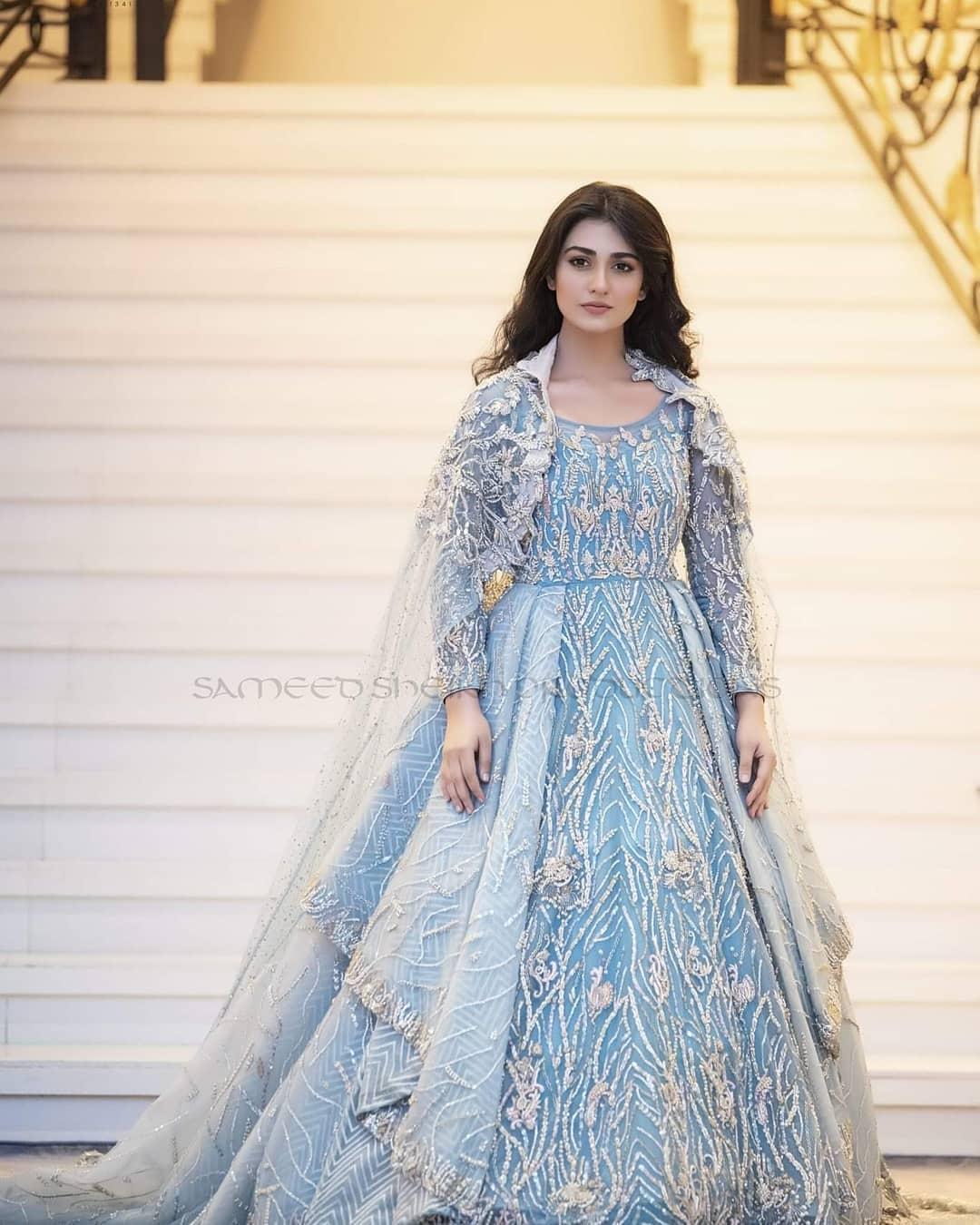 New Awesome Photoshoot of Beautiful Actress Sarah Khan