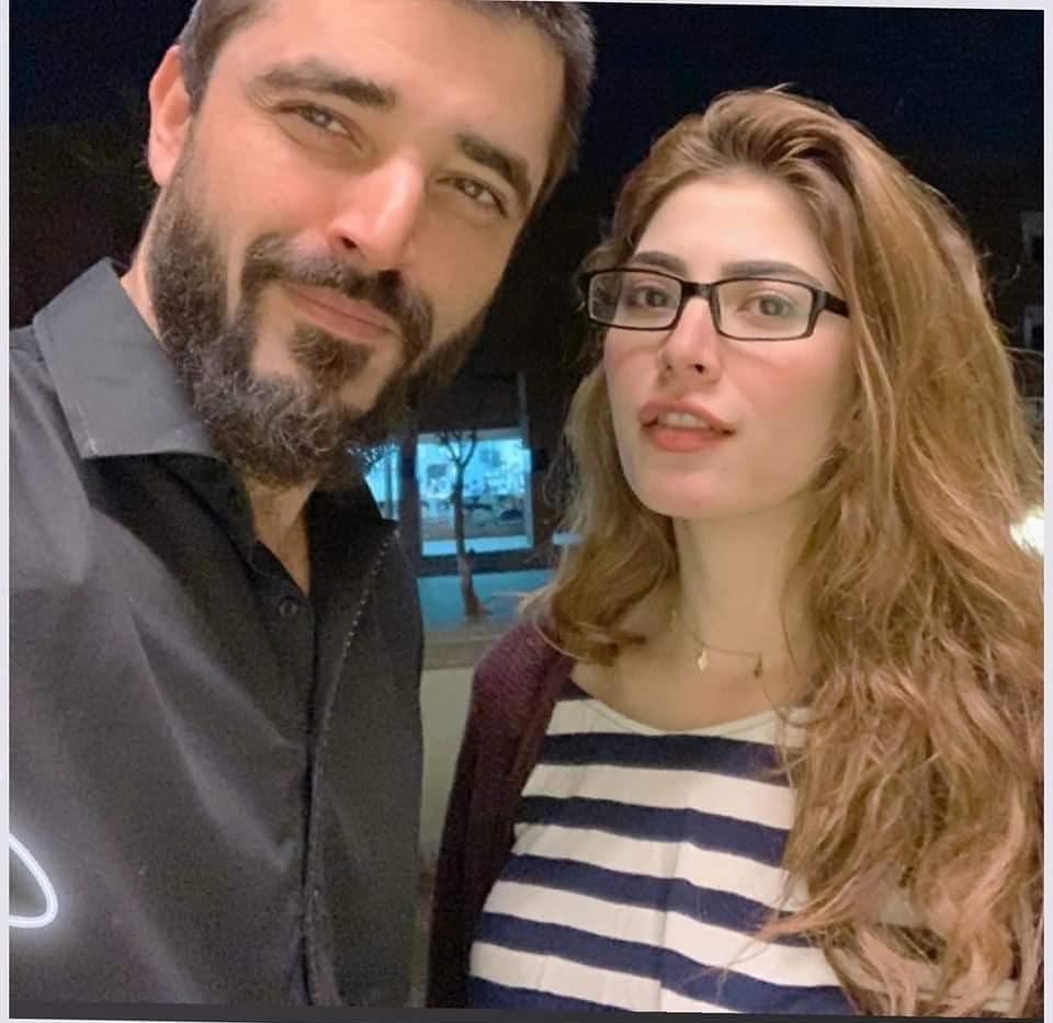 Awesome Clicks of Naimal Khawar and Hamza Ali Abbasi