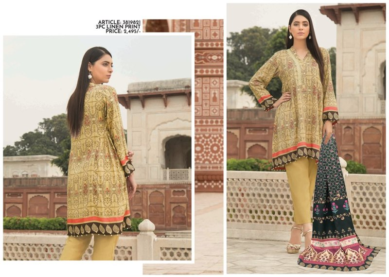 Warda Fall Winter Unstitched Collection 2020 Vol-1
