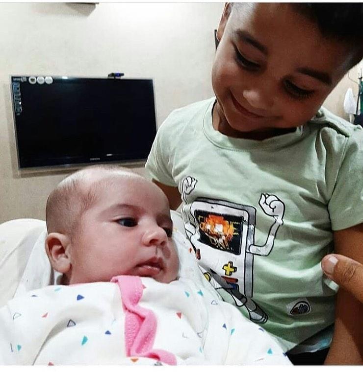 New Clicks of Aiman Khan's Daughter Amal Muneeb