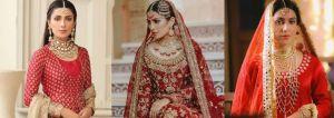 Gorgeous Ayeza Khan Latest Bridal Clicks