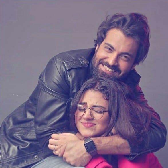 Zara Noor & Asad Siddique Giving Us Some Couple Goals