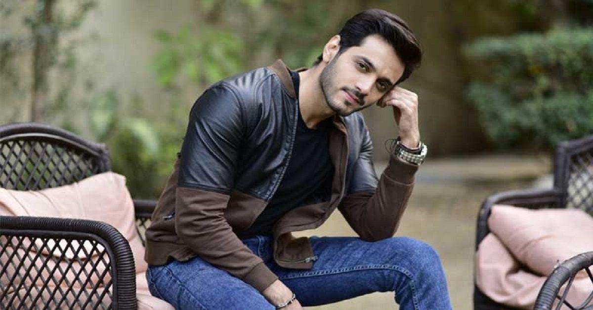 Wahaj Ali Reveals His Love Story in Recent Interview