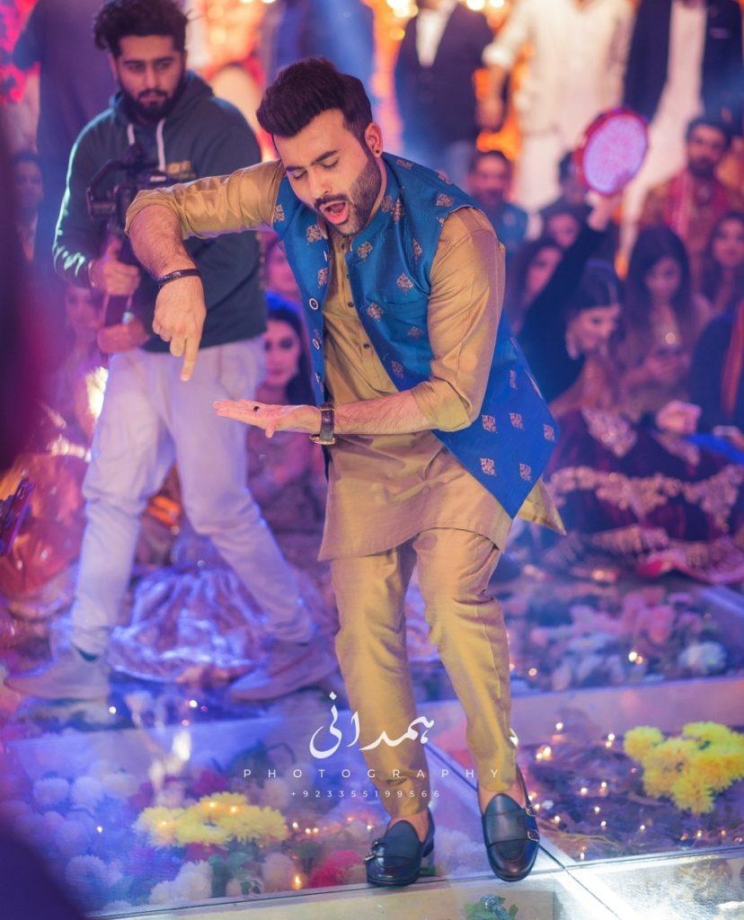 Faizan Shaikh's Energetic Dance Performance