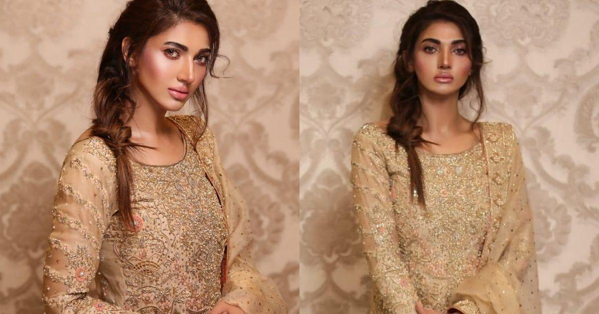 Actress Sana Fakhar's New Photo Shoot