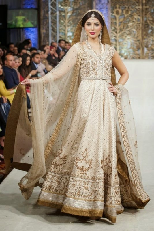 Awesome Pakistani Bridal Dresses Collection 2019