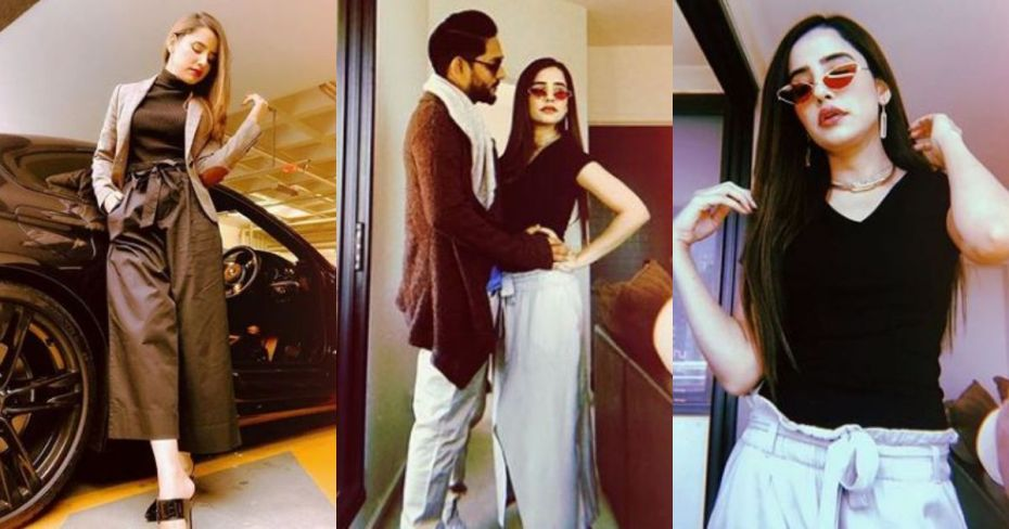 New Pictures of Actress Saniya Shamshad from Australia