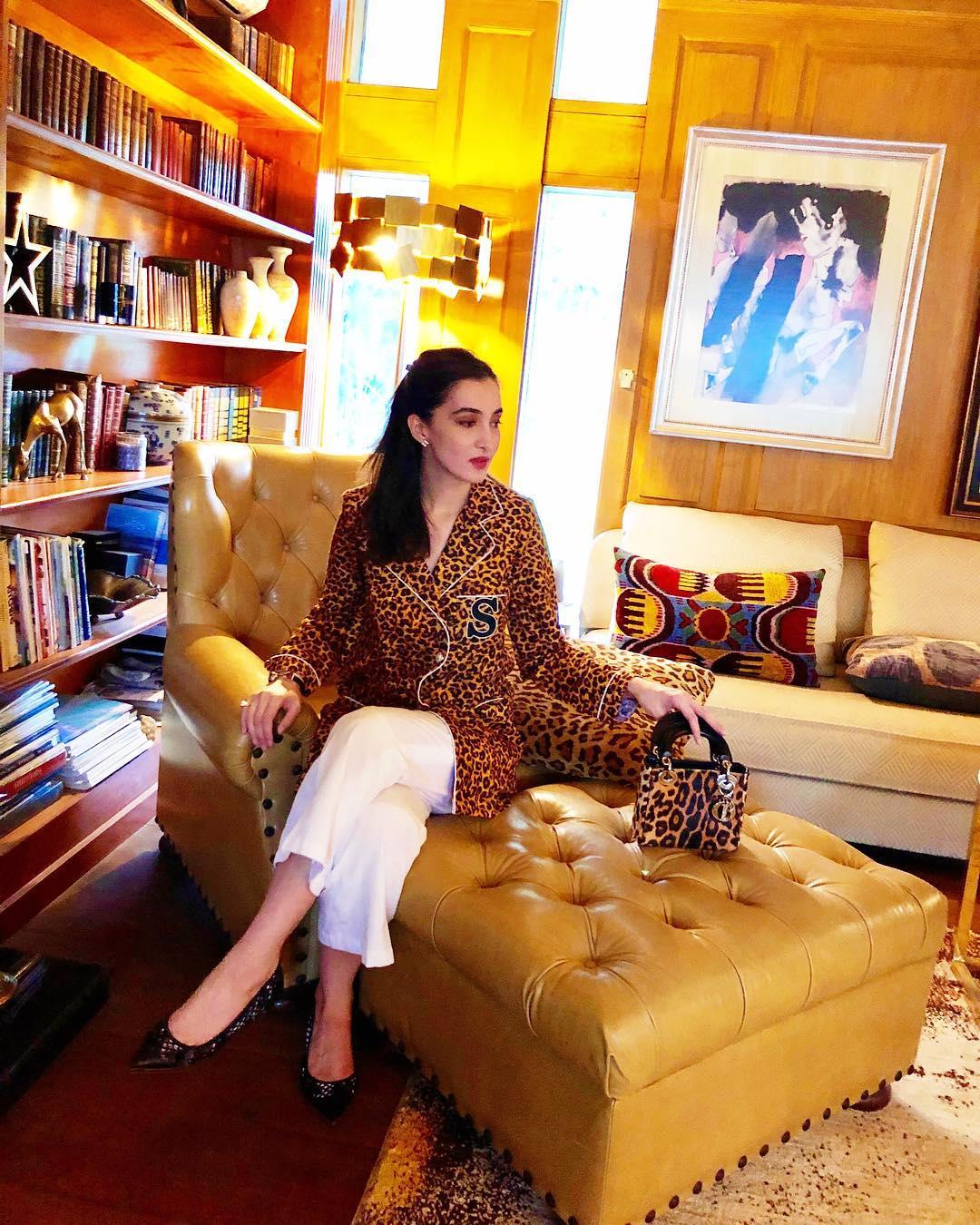 Jahangir Tareen Daughter Fashion Designer Seher Tareen Awesome Clicks