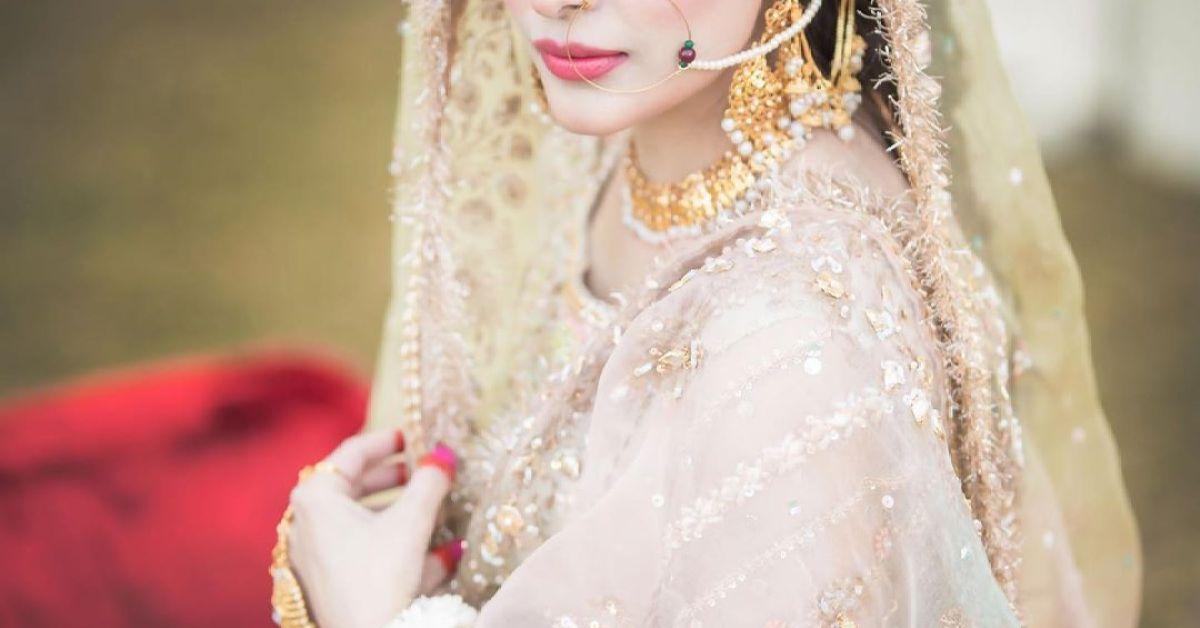 Latest Bridal Photoshoot of Gorgeous Urwa Hocane