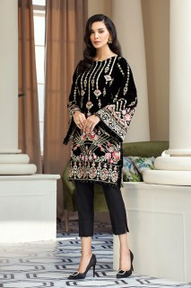 Gulaal Winter Embroidery & Velvet Shirts Collection 2020