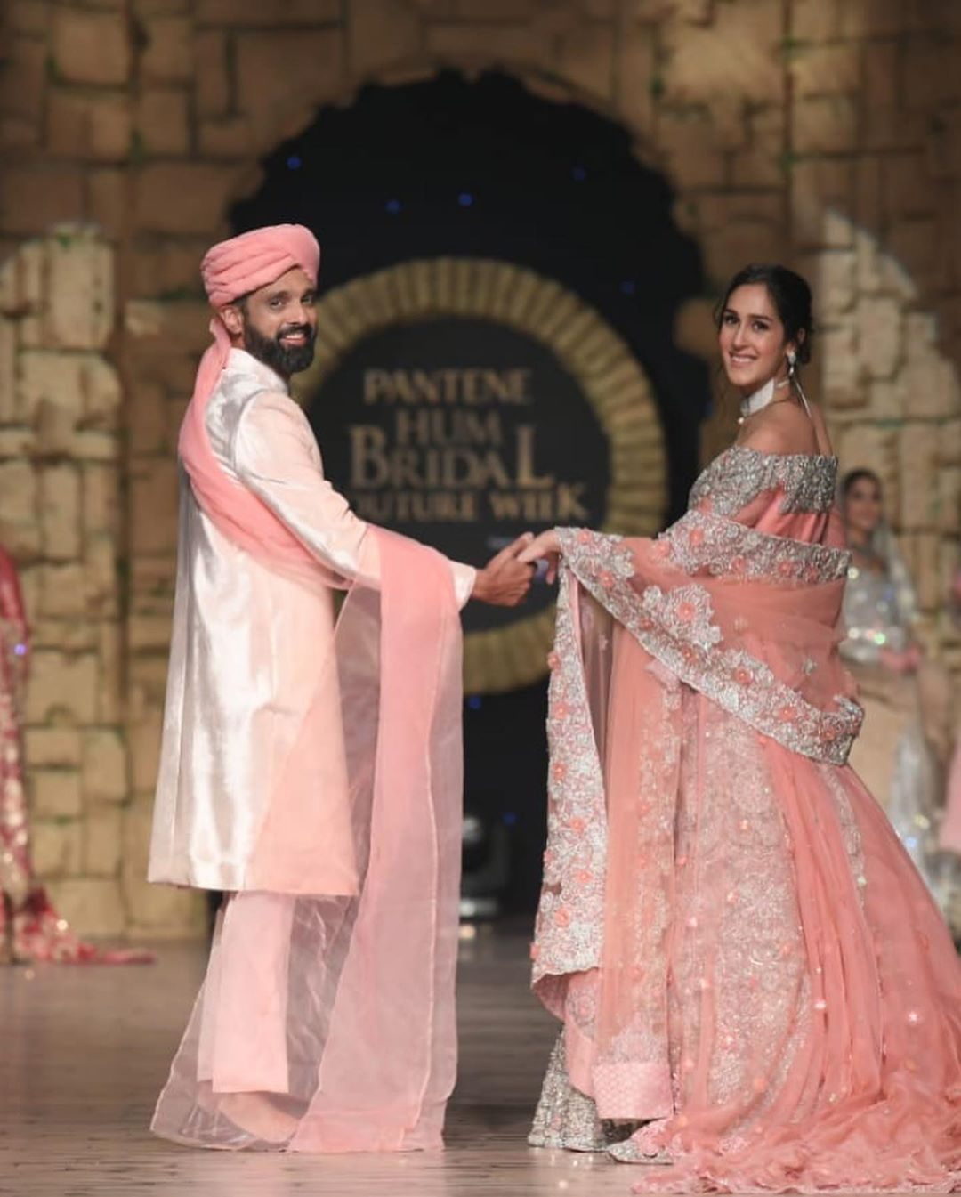 Awesome Clicks of Pakistani Celebrities from HBCW19 Day 3