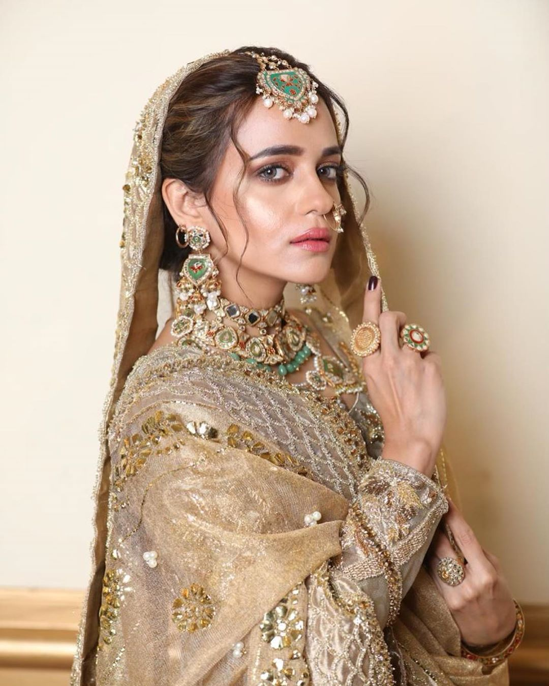 New Clicks of Actress Sumbul Iqbal from HBCW19