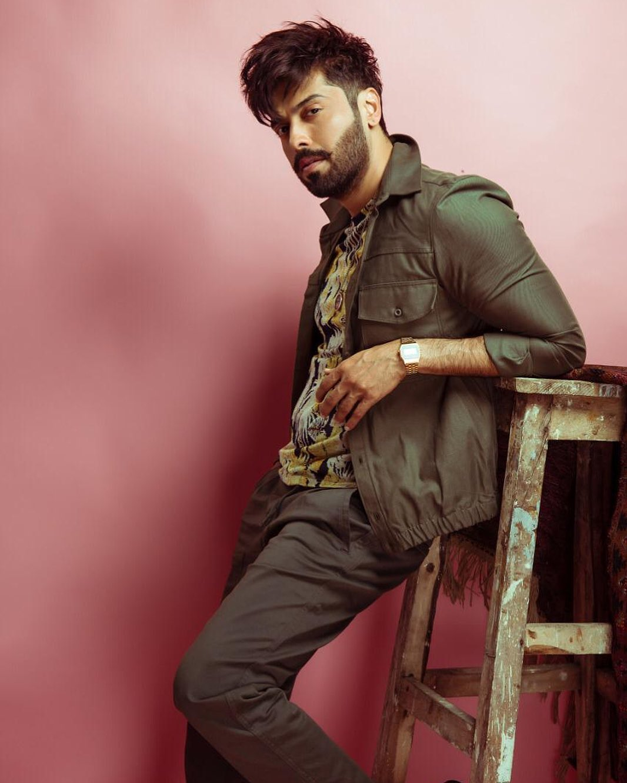 Actor Fahad Mustafa Latest Photo Shoot