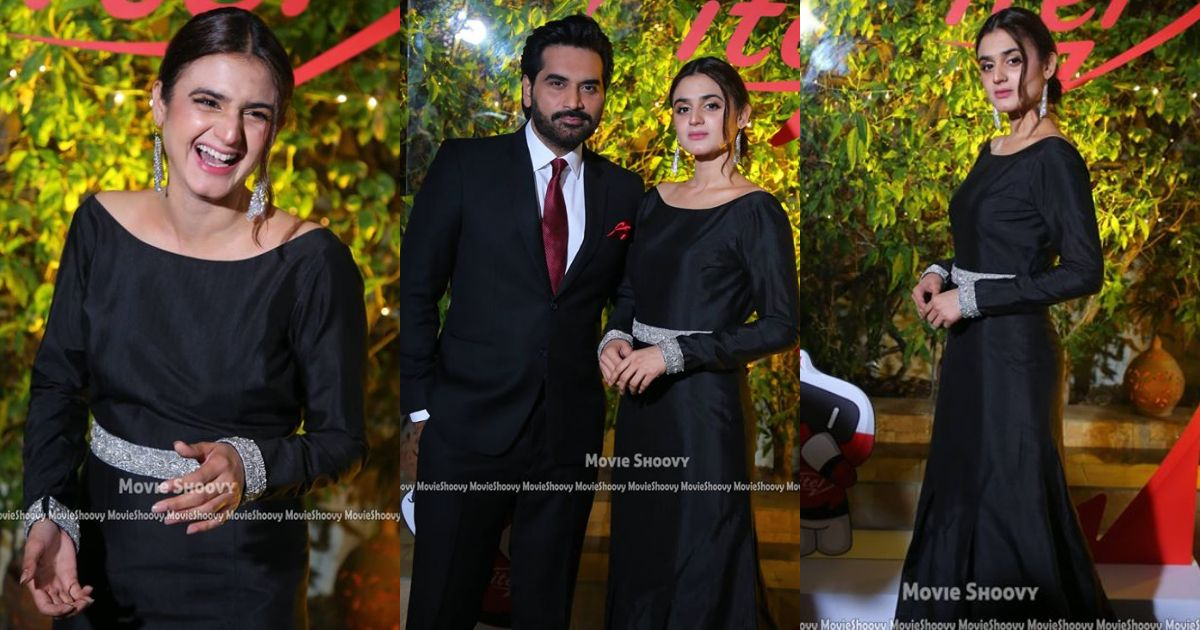 Awesome Pictures of Hira Mani and Humayun Saeed Spotted