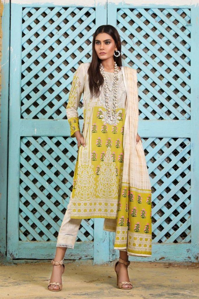 Sana Safinaz Winter Collection 2020
