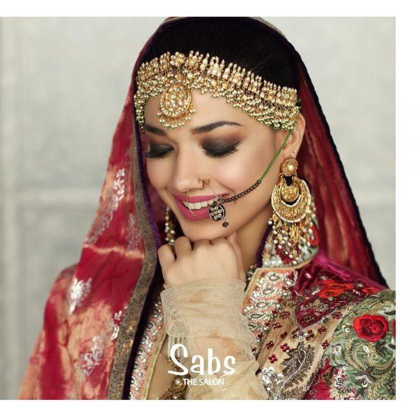 Bridal Photoshoot of Sanam Jung