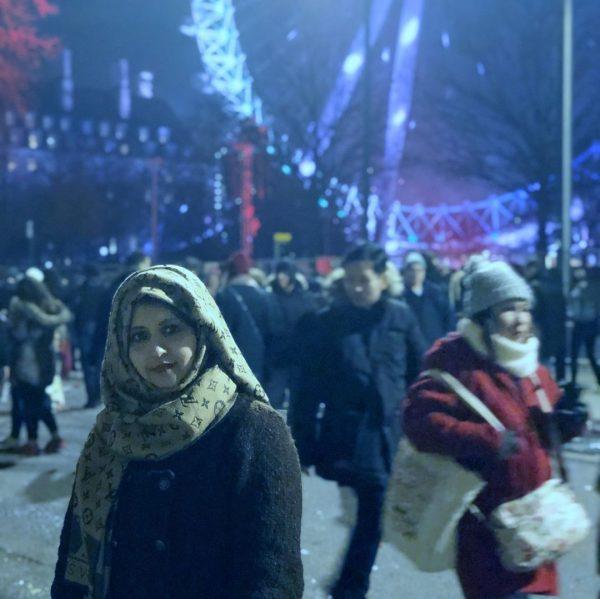 Bushra Amir Enjoying Winter Vacations