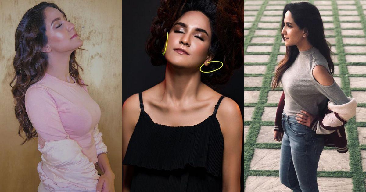 Actress Anoushay Abbasi Latest Beautiful Clicks