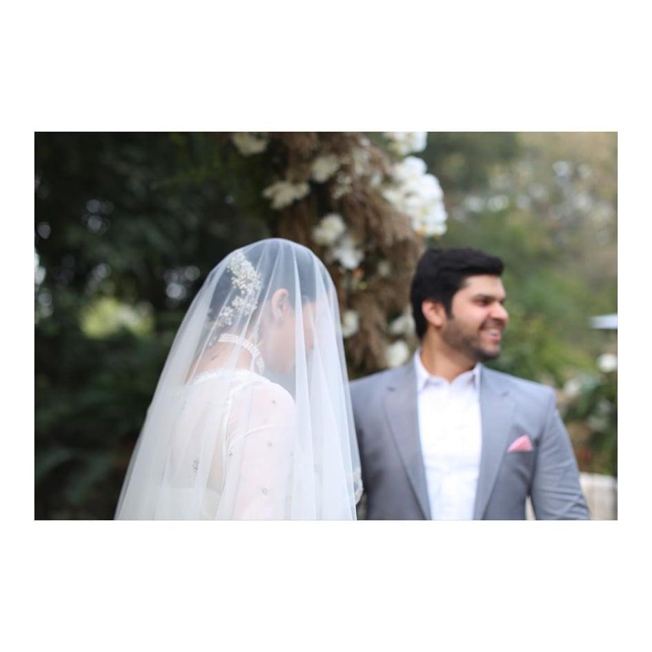 Fashion Model Rehmat Ajmal Sister Got Engaged