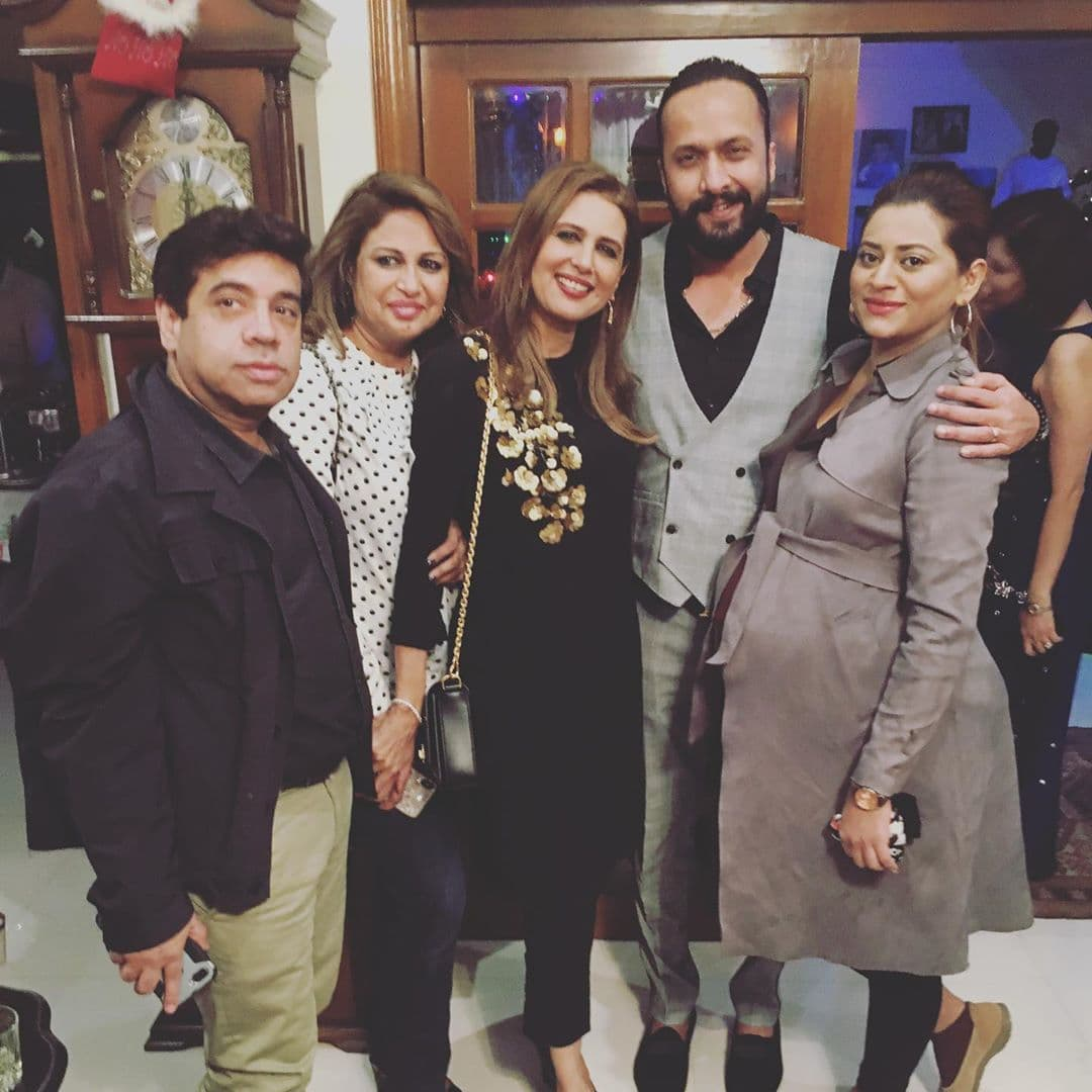 Benita David Blessed with a Baby Boy