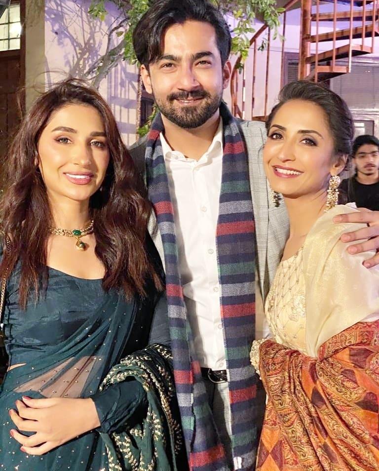 Ali Safina with his Wife Hira Tareen Latest Clicks