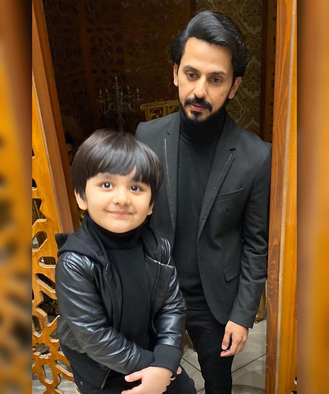 Bilal Qureshi and Uroosa Bilal