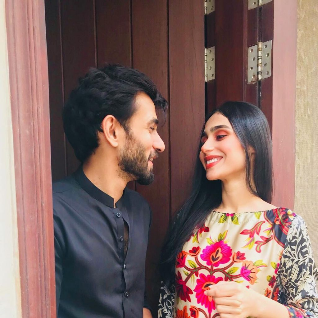 Mashal Khan And Ali Ansari Are Totally In Love